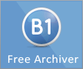 Get B1 Free Archiver