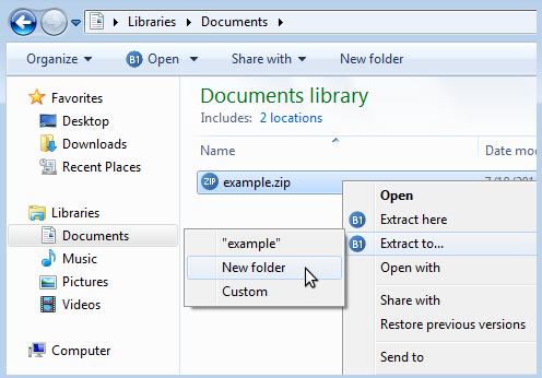free file archiver