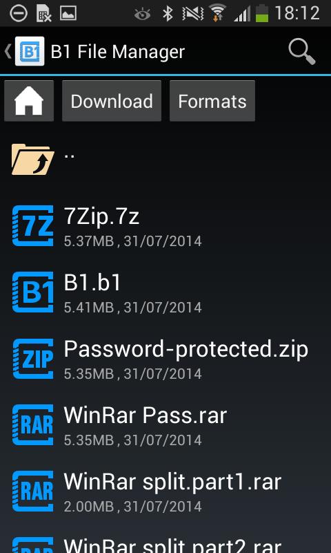 Download B1 Free Archiver Windows Mac & Linux